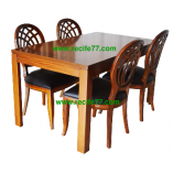 Dining Table set BGO straight leg